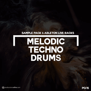 Samples de drums para melodic techno