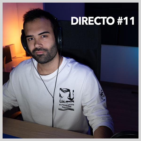 directo 11 produccion musical