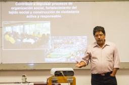 Julio Caledonio, de FUNDASAL