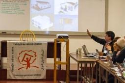 Ramiro expone las líneas del programa urbano de DESCO