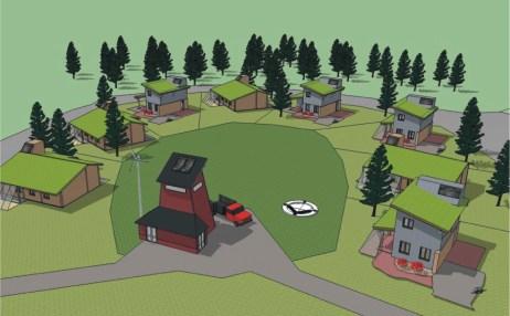 Evitar la monotonía de la urbanización cuadriculada, un acuerdo