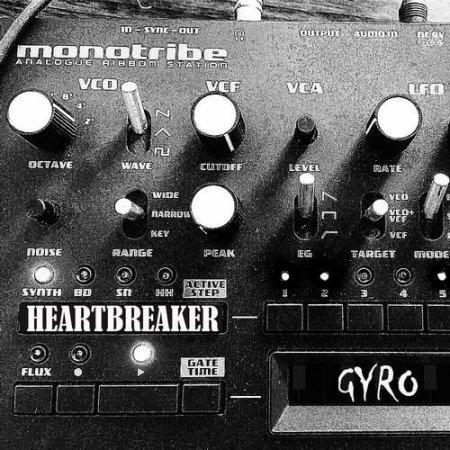 """Gyro """"Heartbreaker"""" - Wakyo Records"""