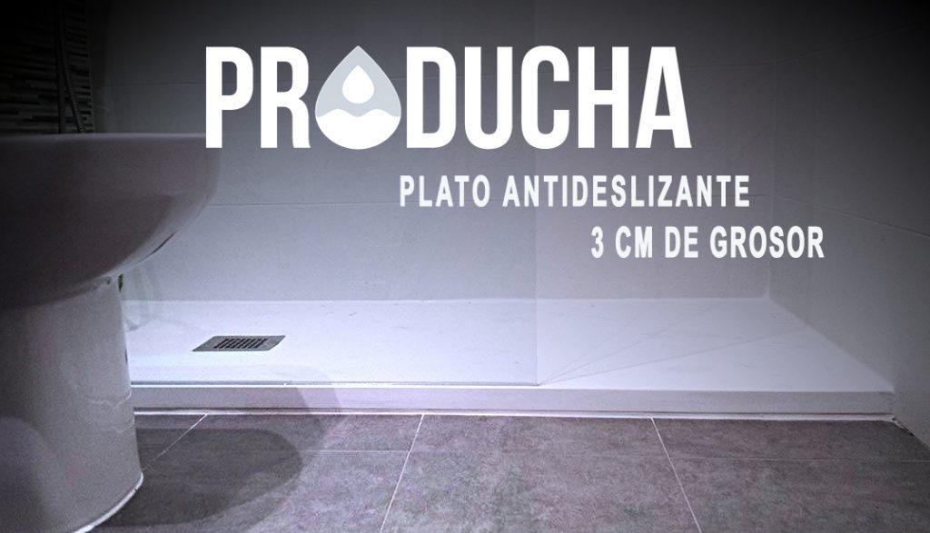 Producha plato de ducha antideslizante produchacantabria for Antideslizante ducha