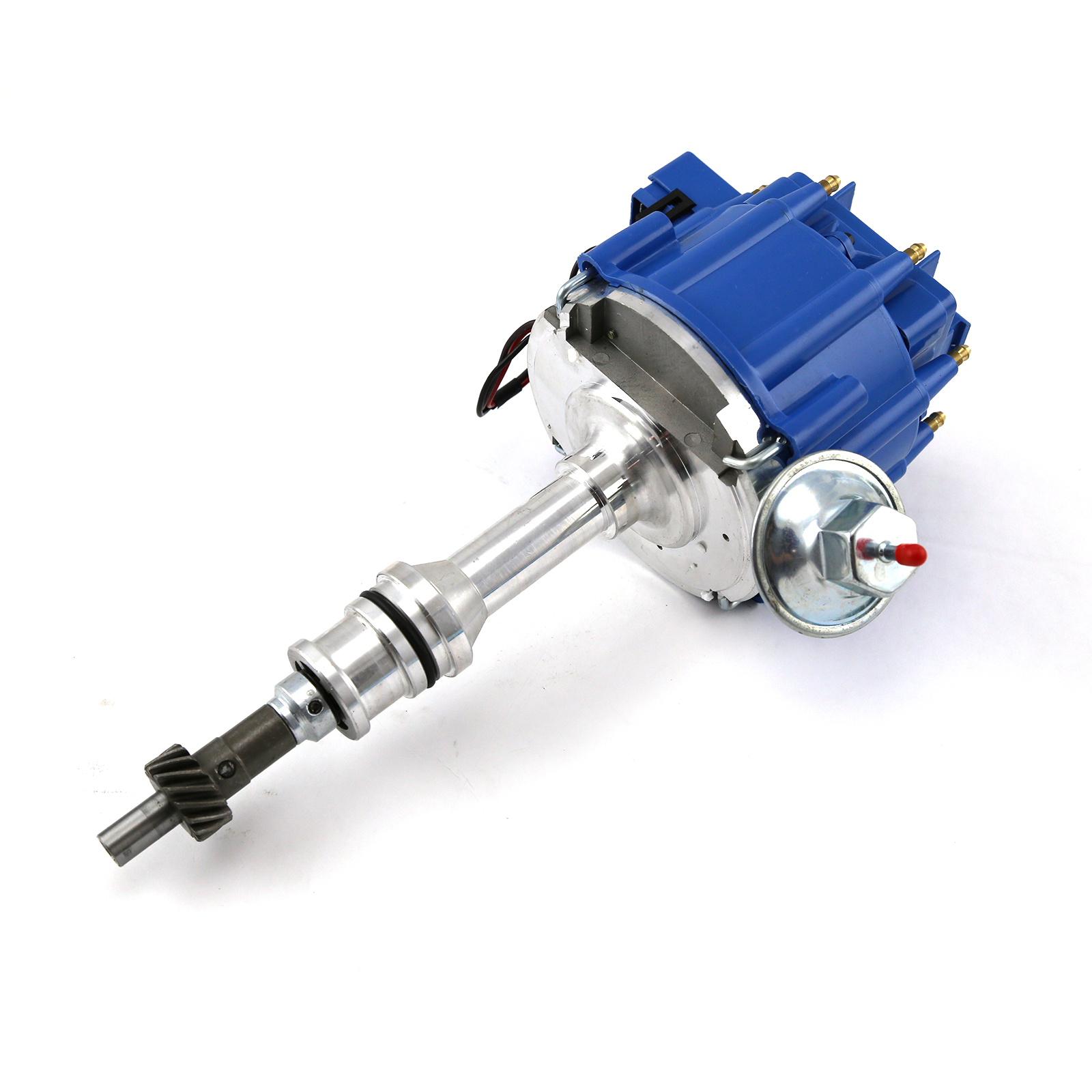 ford hei ignition vdo gauges wiring diagrams oil pressure sender diagram 351w windsor 65k coil electronic distributor
