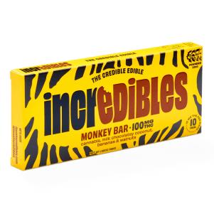 Monkey Bar (100mg) | incredibles | Handcrafted Chocolate - Jane