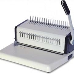 Sofa Cushion Repair Service Gus Sectional Sleeper Spiral Binding Machine S900 A4 Steal Manual Punch Price ...
