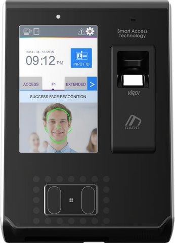 Virdi AC7000 Face Detection and Time Attendance Device