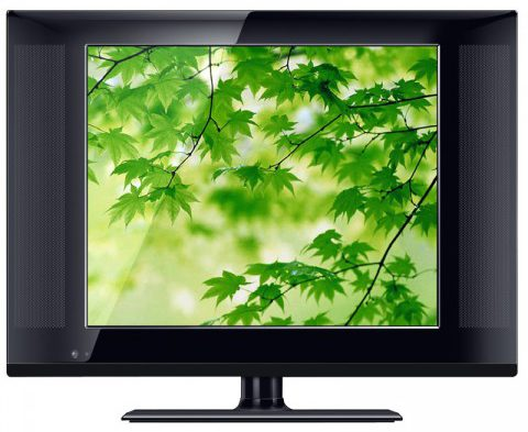 Sky View 17 Inch Full HD LED Square Monitor TV Price