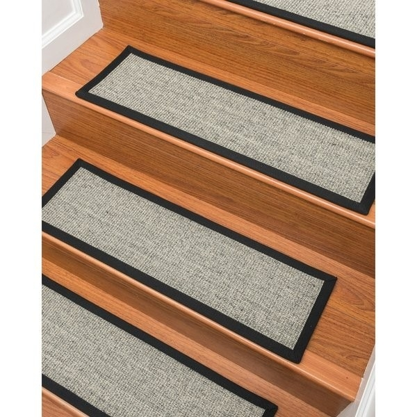 Carpet Stair Tread 101 Why You Need Them On Your Wood Stairs | Best Carpet Stair Treads | Rug | Mat | Treads Lowes | Bullnose Stair | Wood Stairs