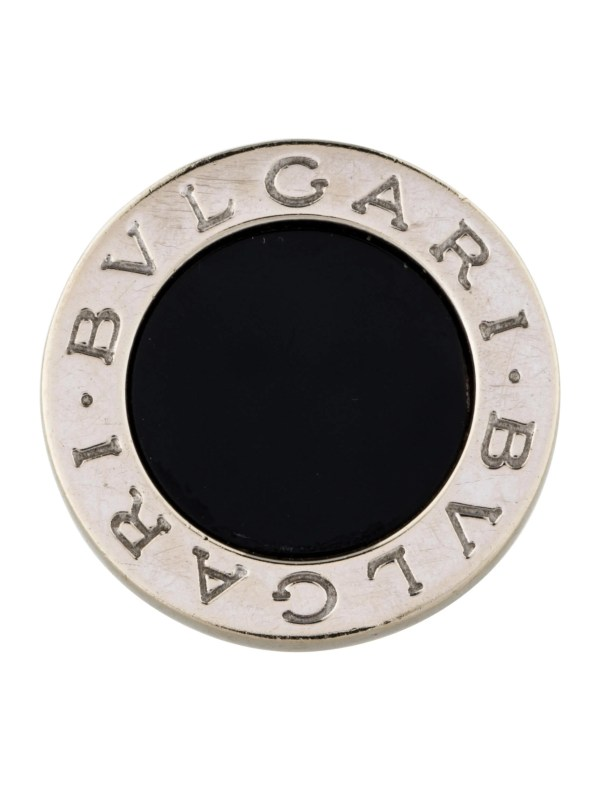 Bvlgari 18k Onyx Ring - Rings Bul26318