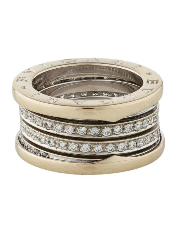 Bvlgari .zero1 Ring - Rings Bul26773 Realreal