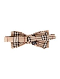 Burberry Bow Tie - Suiting Accessories - BUR30428   The ...