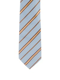 Burberry Silk Striped Wide Tie - Suiting Accessories ...
