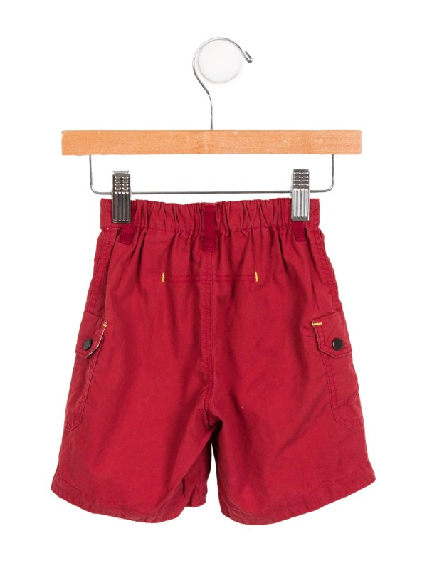 Burberry Girls' Mid-rise Bermuda Shorts - Girls Bur71942
