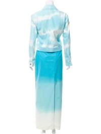 Cline Tie-Dye Maxi Skirt Suit - Clothing - CEL51266 | The ...
