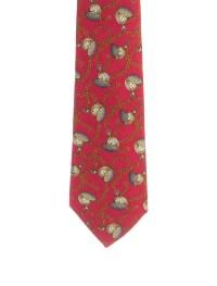 Chanel Silk Pocket Watch Print Tie - Mens Ties - CHA161719 ...