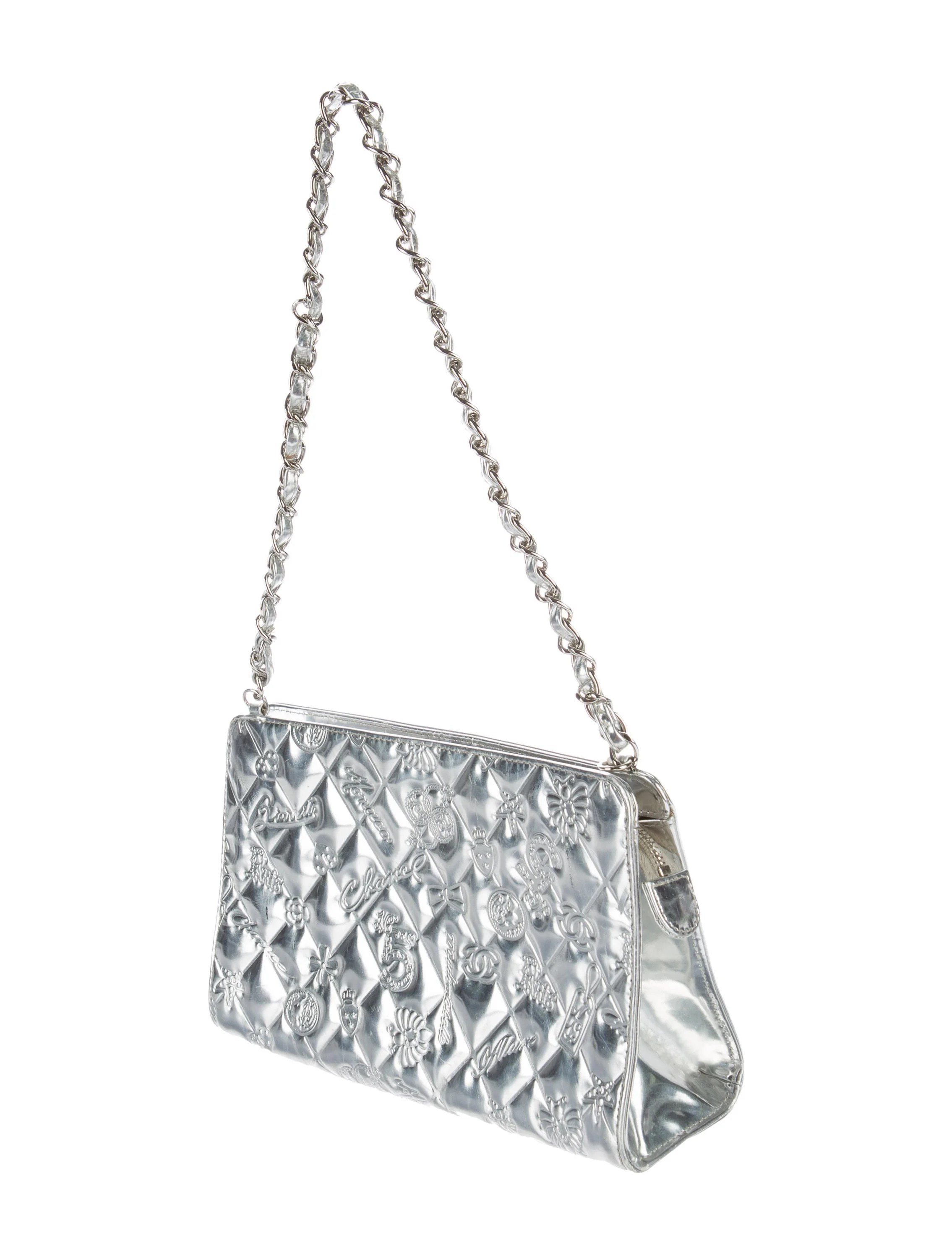 Chanel Precious Symbols Shoulder Bag