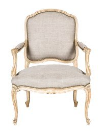 Chair Louis XV-Style Accent Chairs - Furniture ...