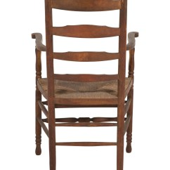 Wicker Ladder Back Chairs Easy Clean High Chair Fisher Price Armchair Furniture Chair20285 The