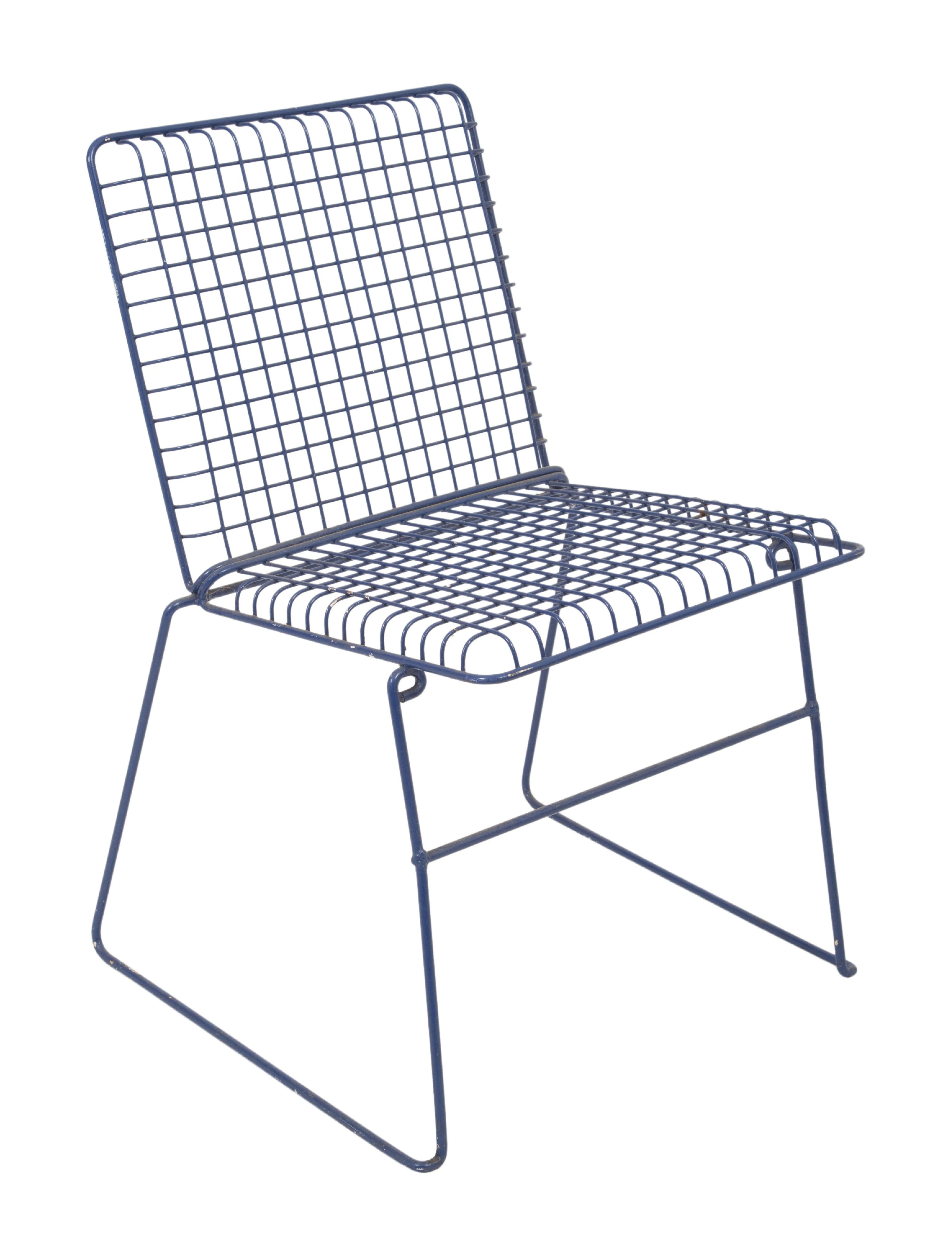 bertoia style chair white frontgate lounge covers wire chairs furniture chair20305 the