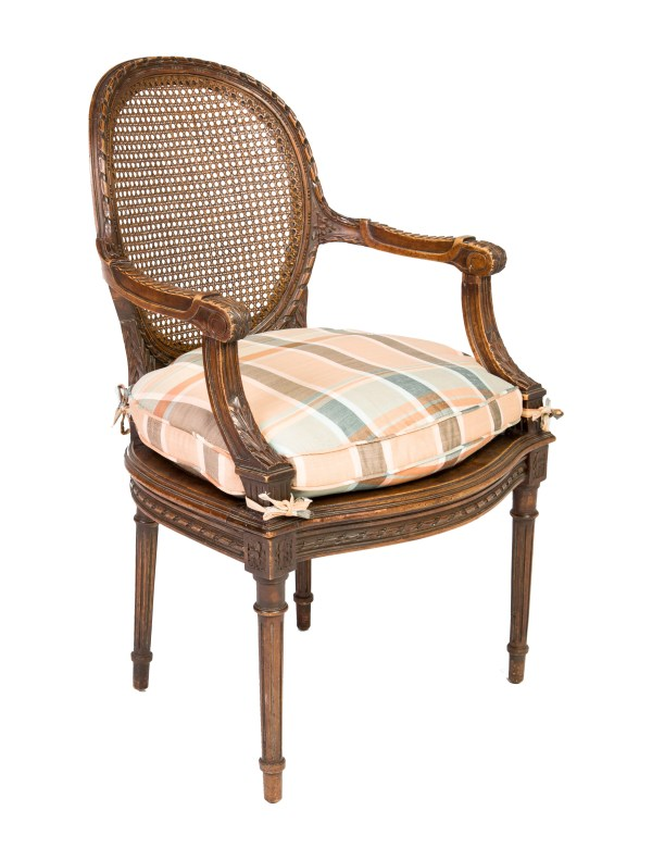 Louis XVI Style Arm Chairs
