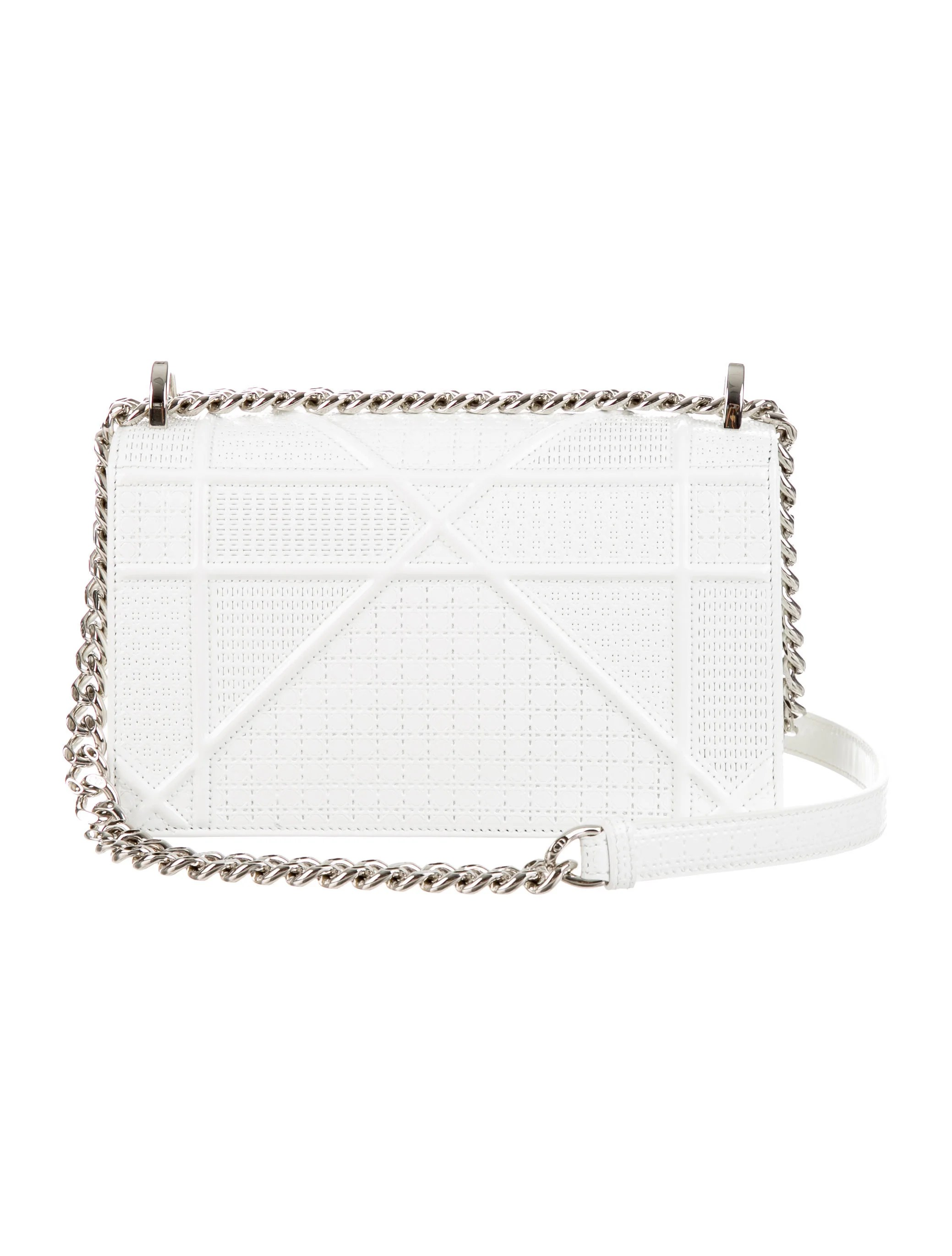 Christian Dior Small Diorama Bag