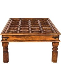 Spanish-Style Coffee Table - Furniture - COFFE20107 | The ...