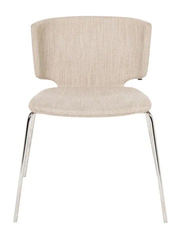 coalesse wrapp chair metal and leather marc krusin side furniture coles20002 the realreal