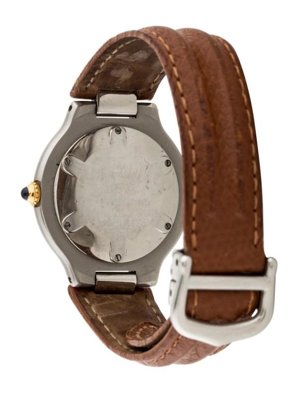 Cartier De 21 Watch - Strap Crt27233