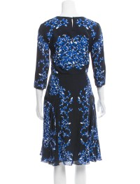 Erdem A-Line Silk Dress - Clothing - ERD22062   The RealReal