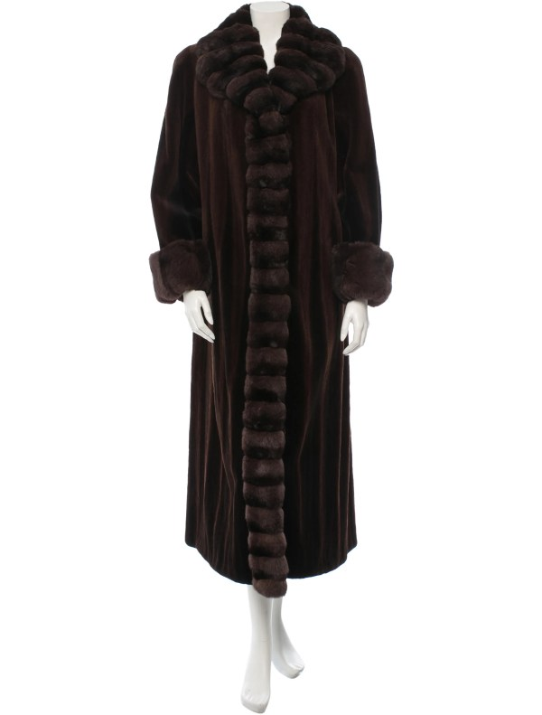 Sheared Mink Coat - Clothing Fur20222 Realreal