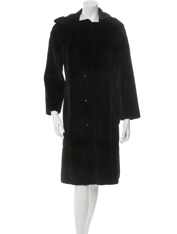 Sheared Mink Fur Coat - Clothing Fur20507 Realreal
