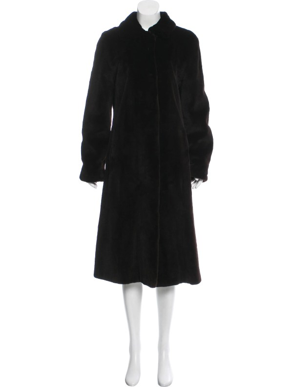 Fur Sheared Mink Coat - Clothing Fur22573 Realreal