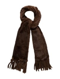 Mink Fur Shawl - Accessories - FUR22918 | The RealReal