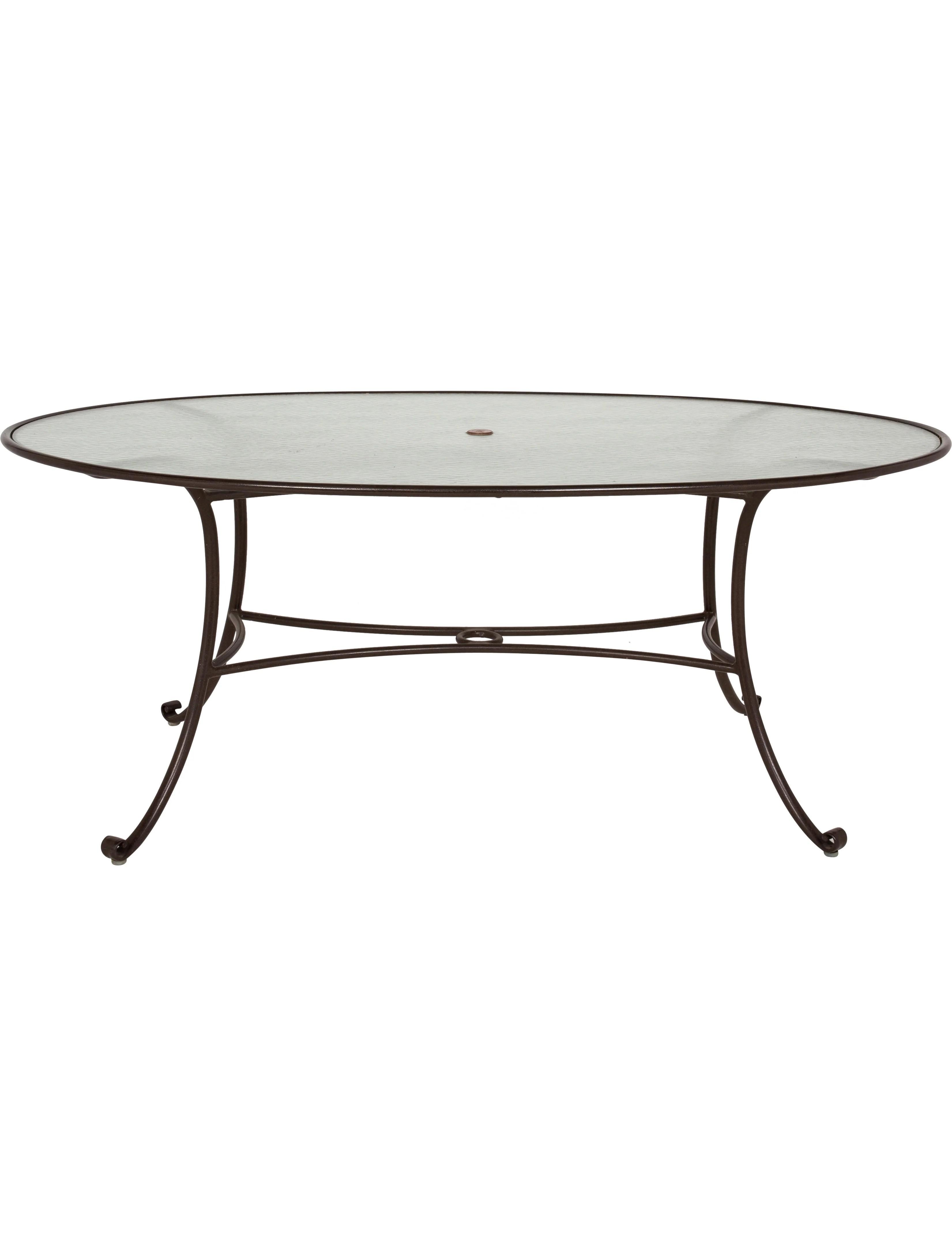 furniture brown jordan roma oval
