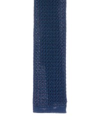 Herms 2 Temps Reversible Knit Tie w/ Tags - Suiting ...