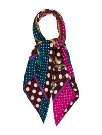 Herms Clic Clac Cashmere Silk Shawl - Accessories ...