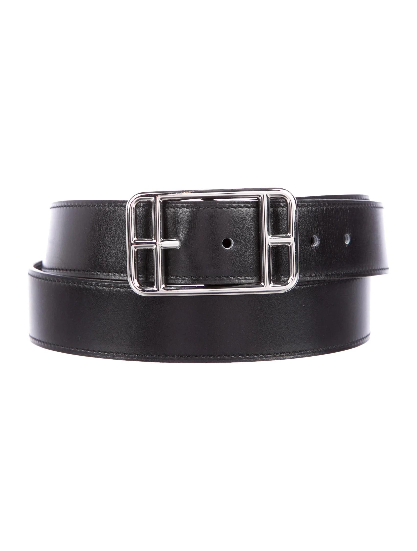 Hermès 2015 Cape Cod Reversible Belt  Accessories