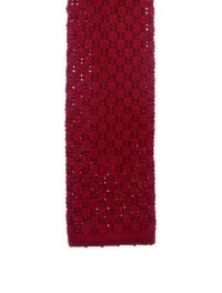 Herms Silk Knit Tie - Suiting Accessories - HER116123 ...