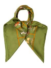 Herms Equestrian Scarf - Accessories - HER87864   The ...
