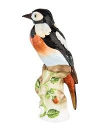 Herend Porcelain Bird Figurine - Decor And Accessories ...