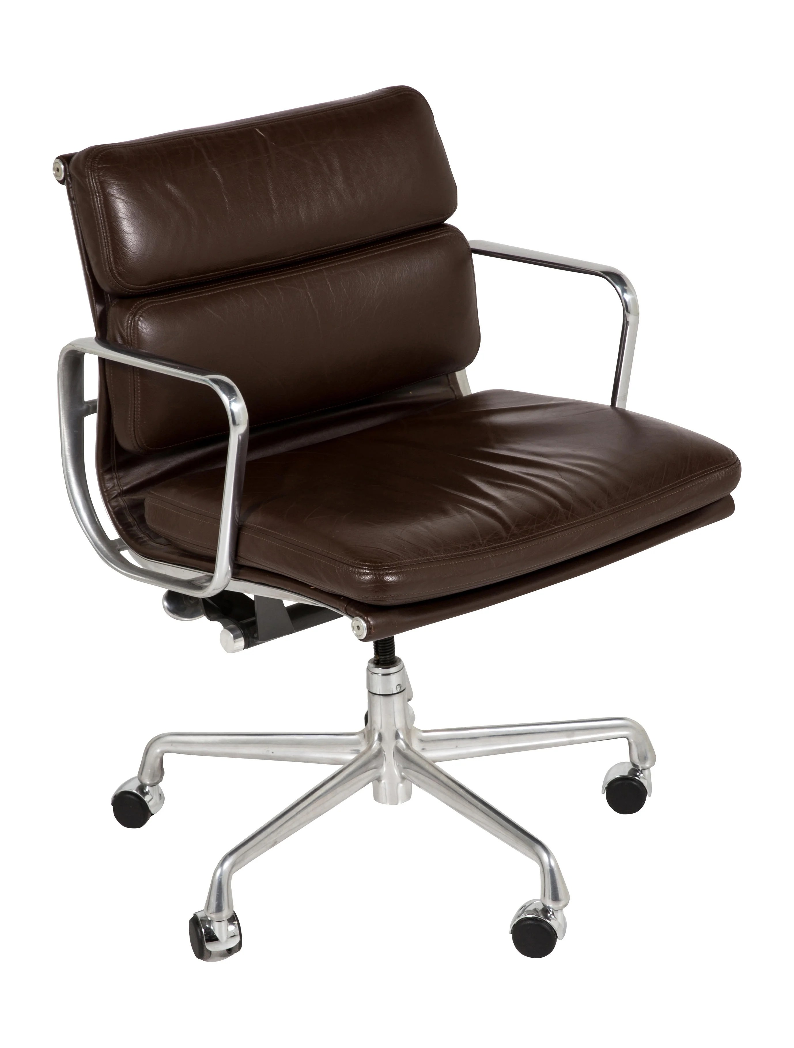 Eames Soft Pad Management Chair Herman Miller Eames Soft Pad Management Chair Furniture