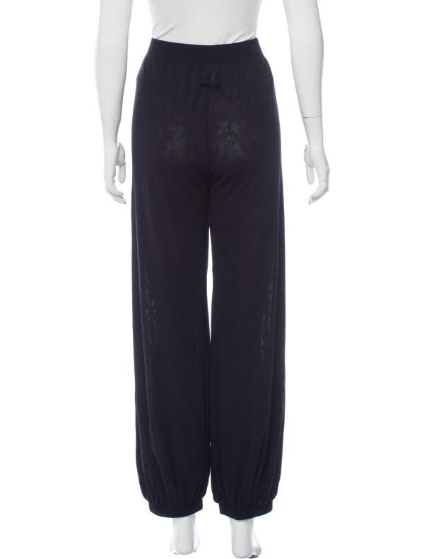 Jean Paul Gaultier Sheer Harem Pants - Clothing Jea26680
