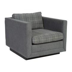 Jonathan Adler Chair Plastic Reclining Garden Chairs Uk Blakeley Plaid Club Furniture