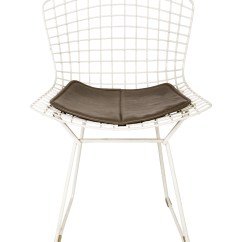 White Bertoia Side Chair Canopy Kmart Knoll Chairs Furniture Knl20098 The