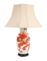 Chinese Style Table Lamp - Lighting - LGHTI20147 | The ...