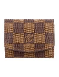 Louis Vuitton Damier Cufflink Holder - Accessories ...