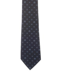 Louis Vuitton Monogram Silk Tie w/ Tags - Suiting ...