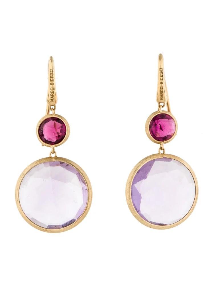 Marco Bicego Jaipur Drop Earrings