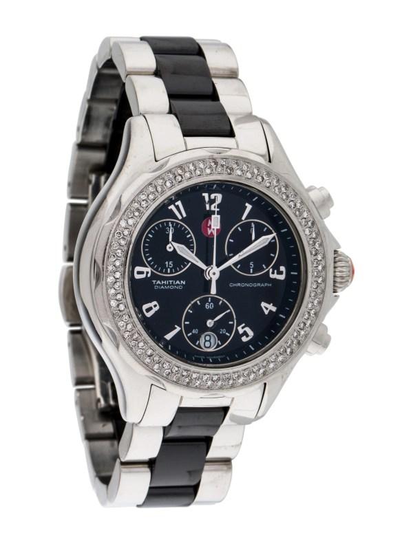 Michele Tahitian Watch - Bracelet Mie23606 Realreal